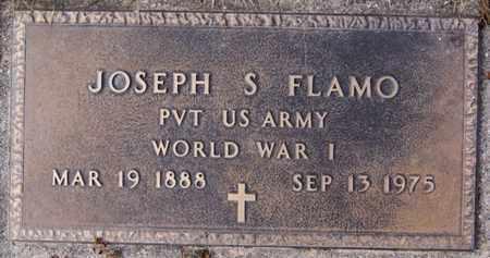 FLAMO, JOSEPH S (WWI) - Minnehaha County, South Dakota | JOSEPH S (WWI) FLAMO - South Dakota Gravestone Photos