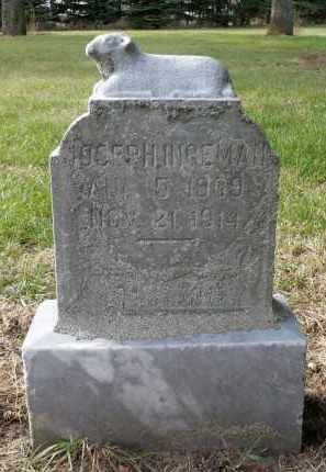 FLAMO, JOSEPH INGEMAN - Minnehaha County, South Dakota | JOSEPH INGEMAN FLAMO - South Dakota Gravestone Photos
