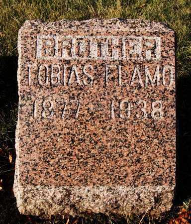 FLAMO, TOBIAS - Minnehaha County, South Dakota   TOBIAS FLAMO - South Dakota Gravestone Photos
