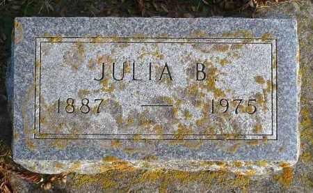 FLOREN, JULIA B. - Minnehaha County, South Dakota | JULIA B. FLOREN - South Dakota Gravestone Photos