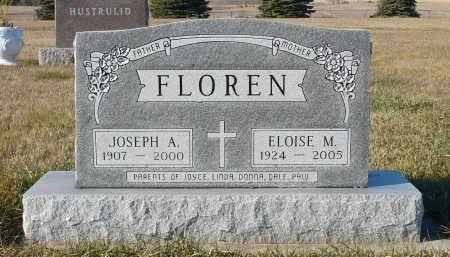 FLOREN, ELOISE M. - Minnehaha County, South Dakota | ELOISE M. FLOREN - South Dakota Gravestone Photos