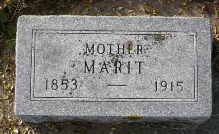 FLOREN, MARIT - Minnehaha County, South Dakota | MARIT FLOREN - South Dakota Gravestone Photos