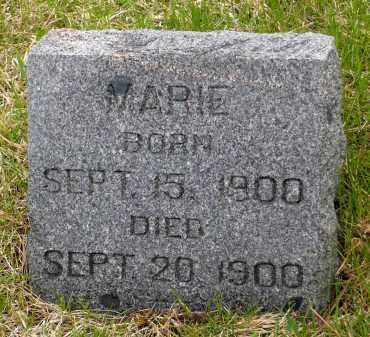 FLOREN, MARIE - Minnehaha County, South Dakota | MARIE FLOREN - South Dakota Gravestone Photos