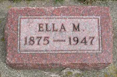 FULLER, ELLA MAY - Minnehaha County, South Dakota | ELLA MAY FULLER - South Dakota Gravestone Photos