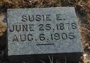 FULLER, SUSIE E. - Minnehaha County, South Dakota | SUSIE E. FULLER - South Dakota Gravestone Photos