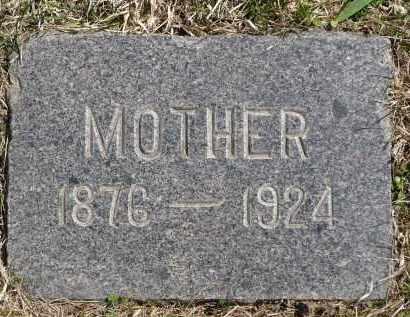 GELDERMAN, MOTHER - Minnehaha County, South Dakota | MOTHER GELDERMAN - South Dakota Gravestone Photos