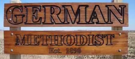 *GERMAN METHODIST, CEMETERY - Minnehaha County, South Dakota | CEMETERY *GERMAN METHODIST - South Dakota Gravestone Photos