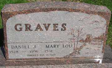 GRAVES, MARY LOU - Minnehaha County, South Dakota | MARY LOU GRAVES - South Dakota Gravestone Photos
