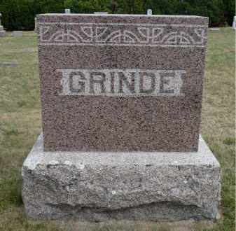 GRINDE, GJETLANG S. - Minnehaha County, South Dakota | GJETLANG S. GRINDE - South Dakota Gravestone Photos