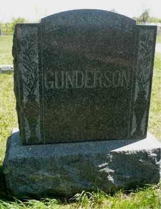 GUNDERSON, FAMILY MARKER - Minnehaha County, South Dakota   FAMILY MARKER GUNDERSON - South Dakota Gravestone Photos