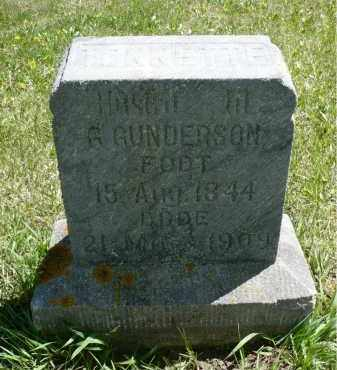 GUNDERSON, TONETTA - Minnehaha County, South Dakota   TONETTA GUNDERSON - South Dakota Gravestone Photos