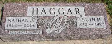 JOHNSON HAGGAR, RUTH MARIE - Minnehaha County, South Dakota | RUTH MARIE JOHNSON HAGGAR - South Dakota Gravestone Photos