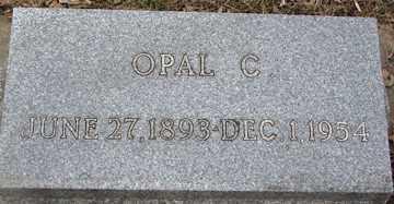 HALLADAY, OPAL C. - Minnehaha County, South Dakota   OPAL C. HALLADAY - South Dakota Gravestone Photos