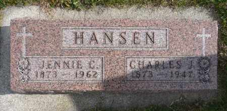 HANSEN, CHARLES J. - Minnehaha County, South Dakota | CHARLES J. HANSEN - South Dakota Gravestone Photos