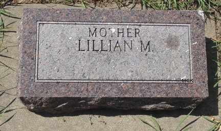 HANSEN, LILLIAN MAYBELLE - Minnehaha County, South Dakota   LILLIAN MAYBELLE HANSEN - South Dakota Gravestone Photos