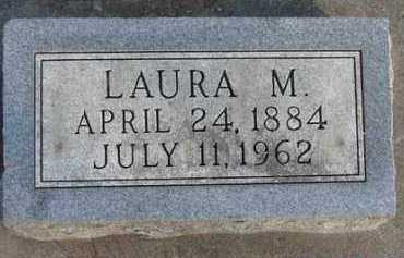 HANSEN, LAURA  M. - Minnehaha County, South Dakota   LAURA  M. HANSEN - South Dakota Gravestone Photos