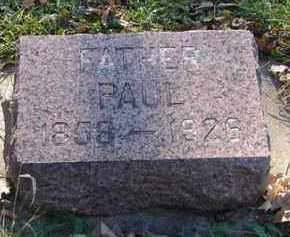 HANSEN, PAUL - Minnehaha County, South Dakota | PAUL HANSEN - South Dakota Gravestone Photos
