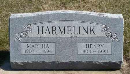 HARMELINK, MARTHA - Minnehaha County, South Dakota | MARTHA HARMELINK - South Dakota Gravestone Photos