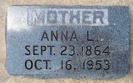HAUGEN, ANNA L. - Minnehaha County, South Dakota | ANNA L. HAUGEN - South Dakota Gravestone Photos