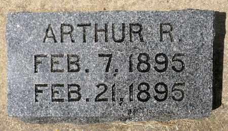 HAUGEN, ARTHUR R. - Minnehaha County, South Dakota | ARTHUR R. HAUGEN - South Dakota Gravestone Photos