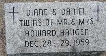 HAUGEN, DIANE - Minnehaha County, South Dakota | DIANE HAUGEN - South Dakota Gravestone Photos