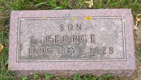 HAUGEN, GEORGE - Minnehaha County, South Dakota   GEORGE HAUGEN - South Dakota Gravestone Photos