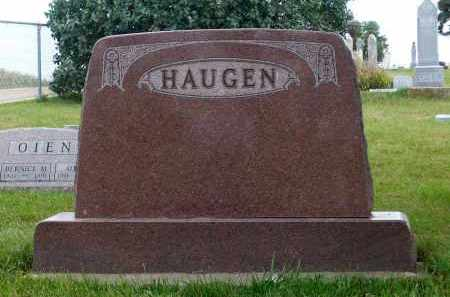 HAUGEN, IDA - Minnehaha County, South Dakota | IDA HAUGEN - South Dakota Gravestone Photos