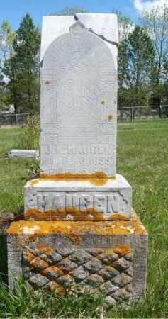 HAUGEN, JENS N. - Minnehaha County, South Dakota | JENS N. HAUGEN - South Dakota Gravestone Photos