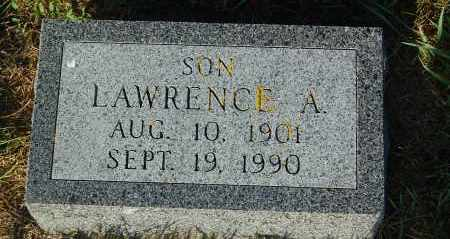 HAUGEN, LAWRENCE A. - Minnehaha County, South Dakota | LAWRENCE A. HAUGEN - South Dakota Gravestone Photos