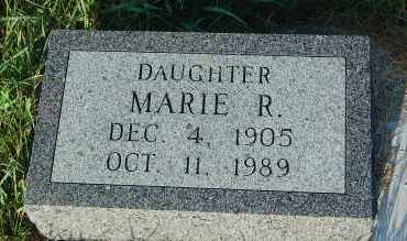 HAUGEN, MARIE R. - Minnehaha County, South Dakota | MARIE R. HAUGEN - South Dakota Gravestone Photos