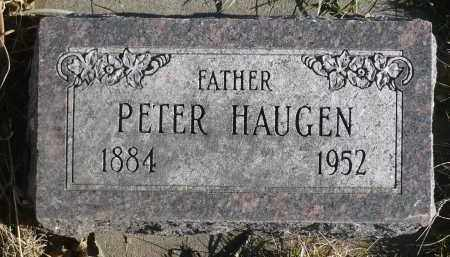 HAUGEN, PETER - Minnehaha County, South Dakota | PETER HAUGEN - South Dakota Gravestone Photos