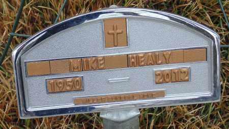 HEALY, MIKE - Minnehaha County, South Dakota | MIKE HEALY - South Dakota Gravestone Photos