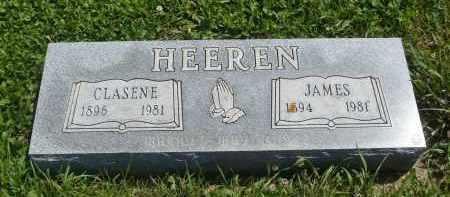 HEEREN, CLASENE - Minnehaha County, South Dakota | CLASENE HEEREN - South Dakota Gravestone Photos