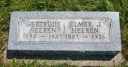 HEEREN, ELMER JAY - Minnehaha County, South Dakota | ELMER JAY HEEREN - South Dakota Gravestone Photos