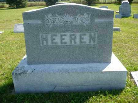 ACKERMANN HEEREN, CHRISTINA - Minnehaha County, South Dakota | CHRISTINA ACKERMANN HEEREN - South Dakota Gravestone Photos