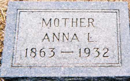 HEESCH, ANNA - Minnehaha County, South Dakota | ANNA HEESCH - South Dakota Gravestone Photos