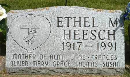 HEESCH, ETHEL MAE - Minnehaha County, South Dakota | ETHEL MAE HEESCH - South Dakota Gravestone Photos