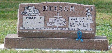 HEESCH, ROBERT C. - Minnehaha County, South Dakota | ROBERT C. HEESCH - South Dakota Gravestone Photos