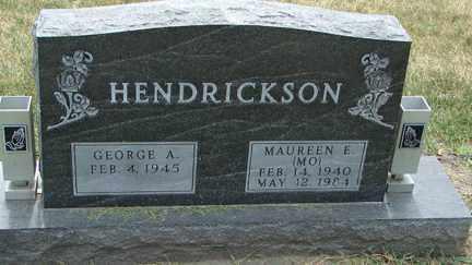 HENDRICKSEN, MAUREEN E. - Minnehaha County, South Dakota | MAUREEN E. HENDRICKSEN - South Dakota Gravestone Photos