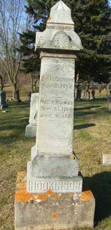 JOHNSON HODKINSON, MARY - Minnehaha County, South Dakota | MARY JOHNSON HODKINSON - South Dakota Gravestone Photos