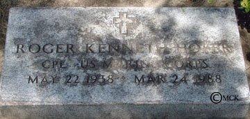 HOFER, ROGER KENNETH - Minnehaha County, South Dakota | ROGER KENNETH HOFER - South Dakota Gravestone Photos