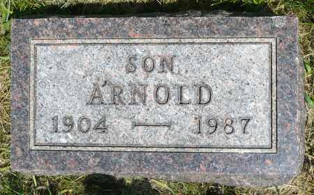 HOFF, ARNOLD - Minnehaha County, South Dakota | ARNOLD HOFF - South Dakota Gravestone Photos