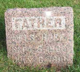 HOFF, NELS - Minnehaha County, South Dakota | NELS HOFF - South Dakota Gravestone Photos