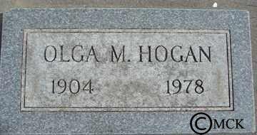 HOGAN, OLGA M. - Minnehaha County, South Dakota | OLGA M. HOGAN - South Dakota Gravestone Photos