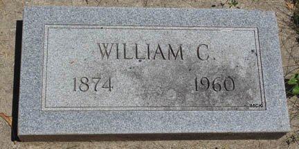 HOGAN, WILLIAM C. - Minnehaha County, South Dakota | WILLIAM C. HOGAN - South Dakota Gravestone Photos