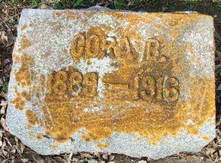 HOLDEN, CORA B. - Minnehaha County, South Dakota | CORA B. HOLDEN - South Dakota Gravestone Photos