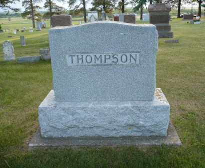 THOMPSON, GUSTA - Minnehaha County, South Dakota | GUSTA THOMPSON - South Dakota Gravestone Photos