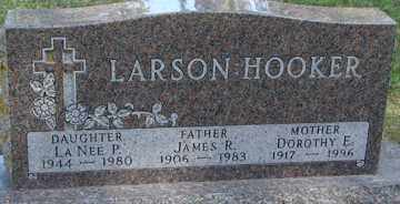 HOOKER, LA NEE PEARL - Minnehaha County, South Dakota | LA NEE PEARL HOOKER - South Dakota Gravestone Photos