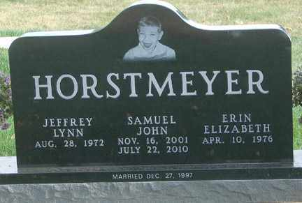 HORSTMEYER, SAMUEL JOHN - Minnehaha County, South Dakota | SAMUEL JOHN HORSTMEYER - South Dakota Gravestone Photos