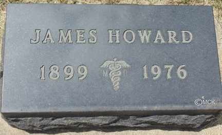 HOSKINS, JAMES HOWARD - Minnehaha County, South Dakota | JAMES HOWARD HOSKINS - South Dakota Gravestone Photos